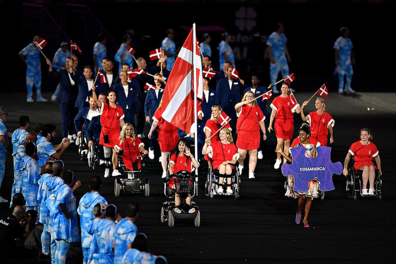 De Olympiske og Paralympiske Lege samles i DIF