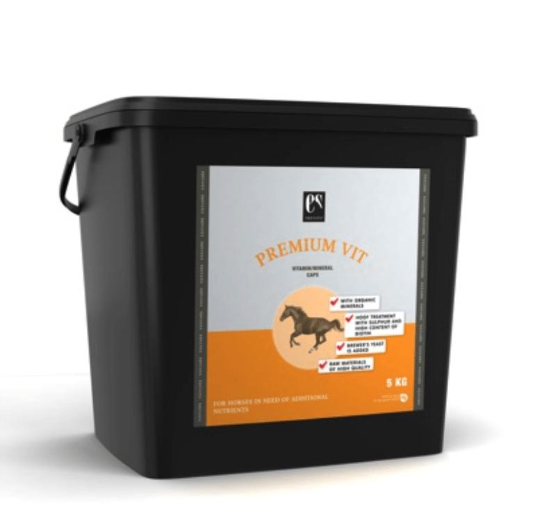 Premium Vit tilskud fra Equsana