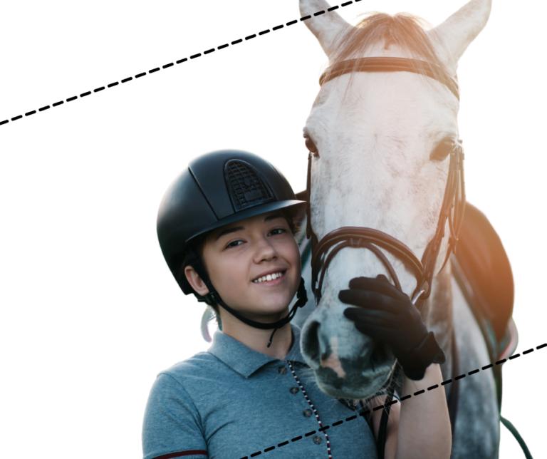 Ridesporten for begyndere i hesteverdenen – en ride-ordbog