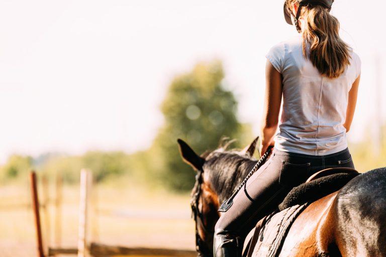 Et vigtigt fokus punkt: Føles det skævt at sidde lige på din hest?