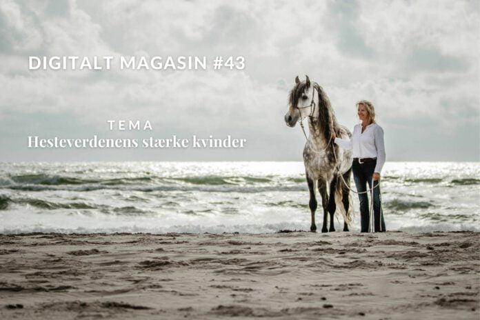 Hesteverdenens stærke kvinder