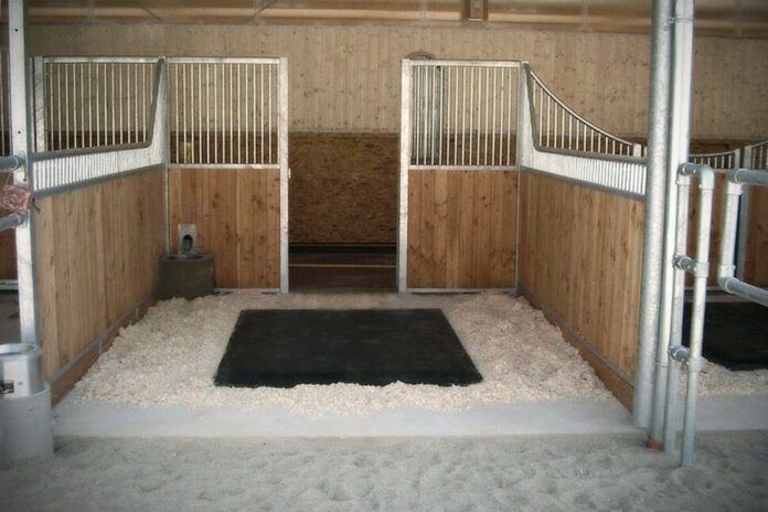 Softbed til øget velvære i hestenes hverdag