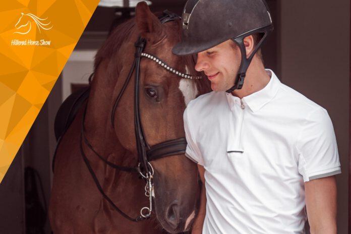 Daniel Bachmann Andersen til Hillerød Horse Show 2021