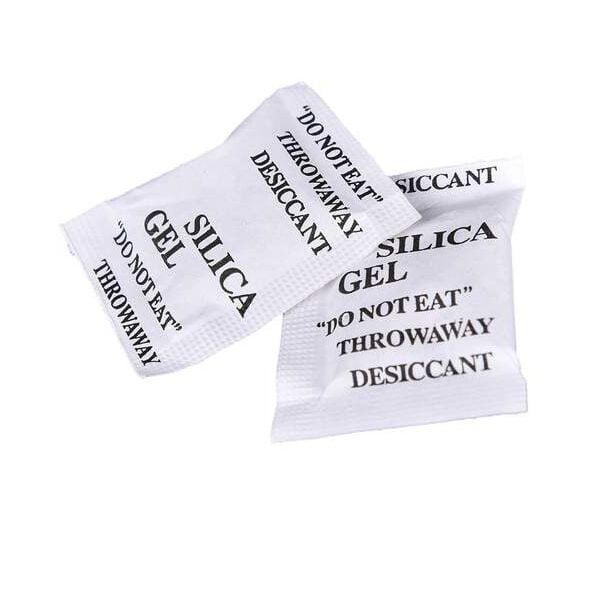silica-gel til at rengøre din ridehjelm
