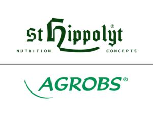 St. Hippolyt og Agrobs logo