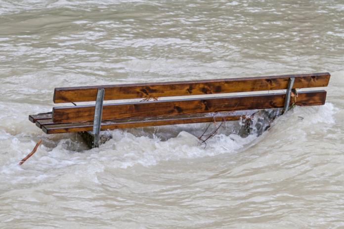 Oversvømmelse i Tyskland