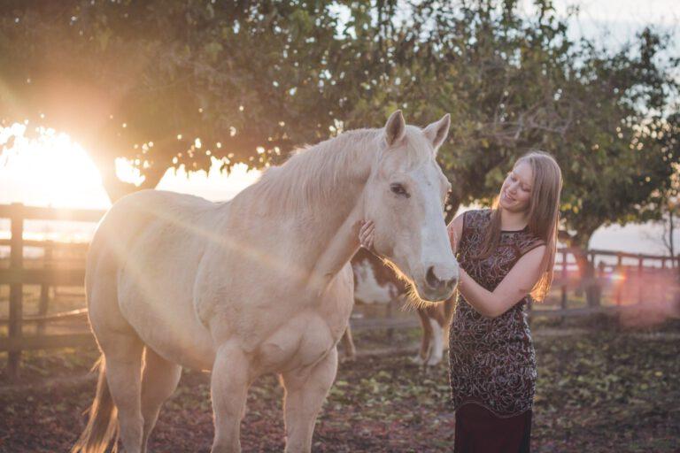 Snakker du babysprog til din hest? Den kan faktisk godt lide det