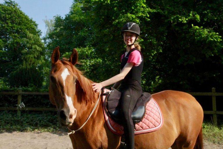 Når hesten ikke vil gå til ridning: Sådan kan telepati kaste lys over sagen