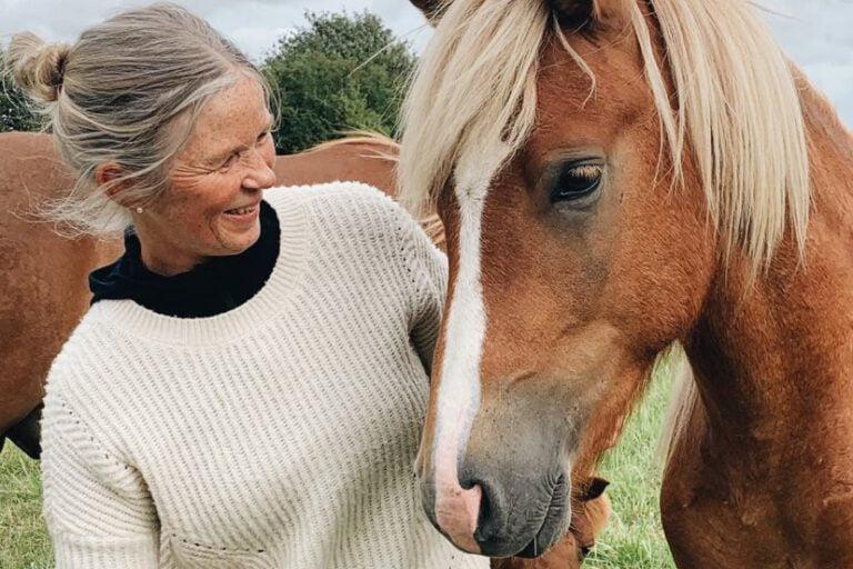 """""""Hjertet skal være med, når vi er sammen med vores heste"""""""