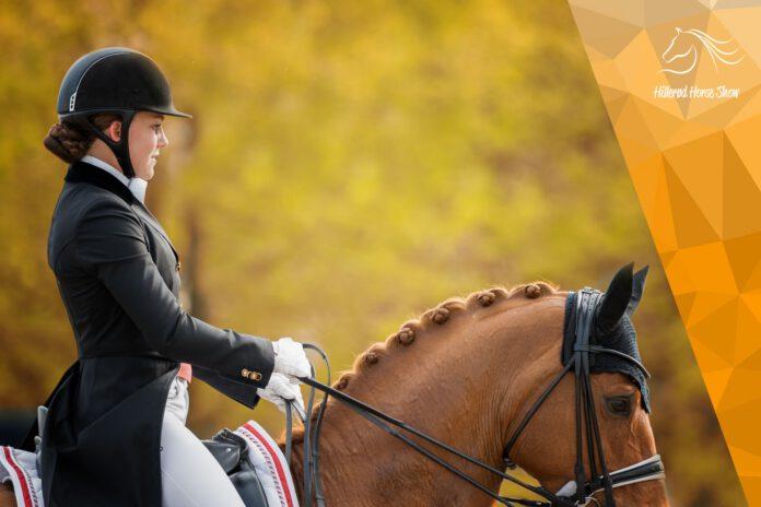 Cathrine Dufour og Cassidy kommer til Hillerød Horse Show