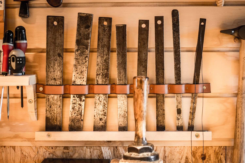 sadelmager værktøj